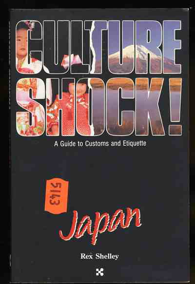 Image for CULTURE SHOCK! JAPAN