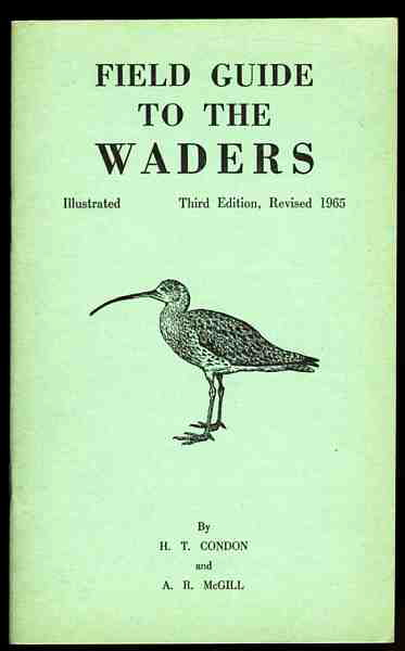 Image for FIELD GUIDE TO THE WADERS [ILLUSTRATED THIRD EDITION, REVISED]