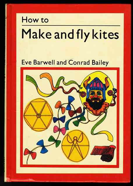 Image for HOW TO MAKE AND FLY KITES
