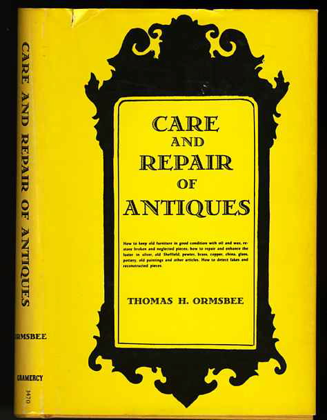 Image for CARE & REPAIR OF ANTIQUES