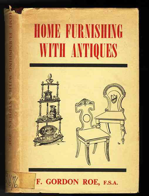 Image for HOME FURNISHING WITH ANTIQUES.