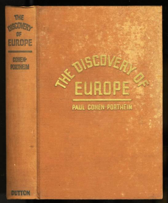 Image for THE DISCOVERY OF EUROPE