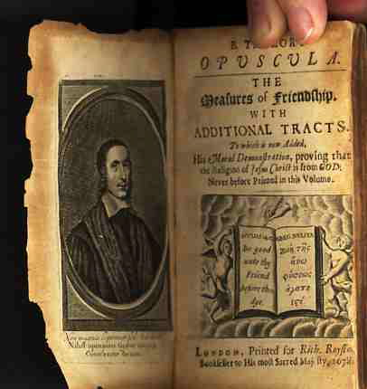 Image for B. TAYLOR'S OPUSCULA. THE MEASURES OF FRIENDSHIP. WITH ADDITIONAL TRACTS. TO WHICH IS NOW ADDED, HIS MORAL DEMONSTRATION, PROVING THAT THE RELIGION OF JESUS CHRIST IS FROM GOD. NEVER BEFORE PRINTED IN THIS VOLUME.