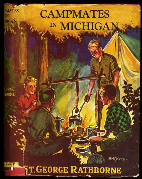 Image for CAMPMATES IN MICHIGAN