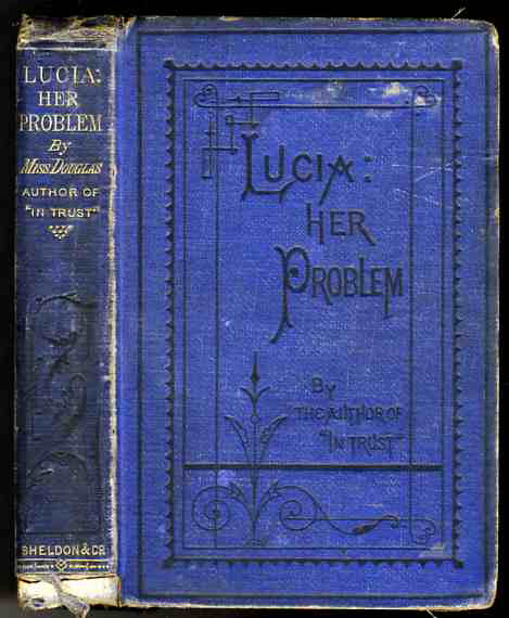 Image for LUCIA: HER PROBLEM