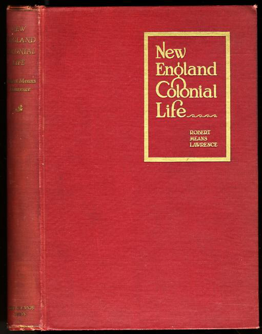 Image for NEW ENGLAND COLONIAL LIFE