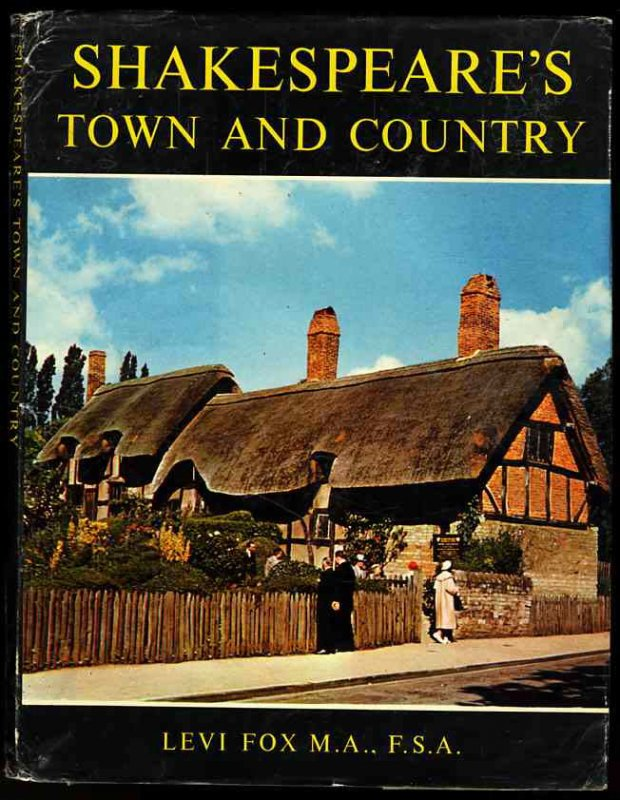 Image for SHAKESPEARE'S TOWN AND COUNTRY