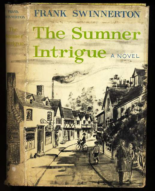 Image for THE SUMNER INTRIGUE