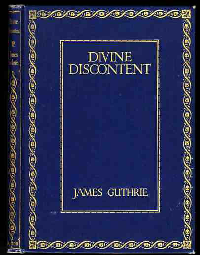 Image for DIVINE DISCONTENT