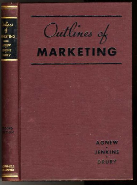 Image for OUTLINES OF MARKETING