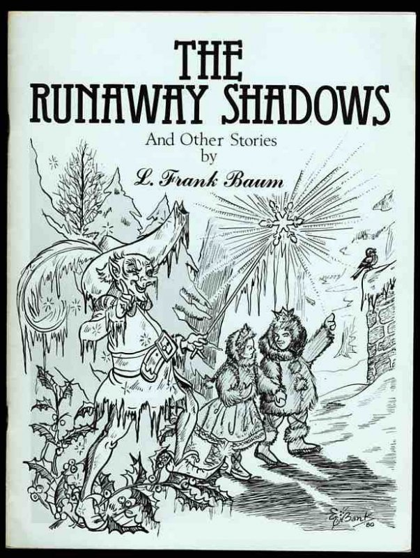 Image for THE RUNAWAY SHADOWS AND OTHER STORIES
