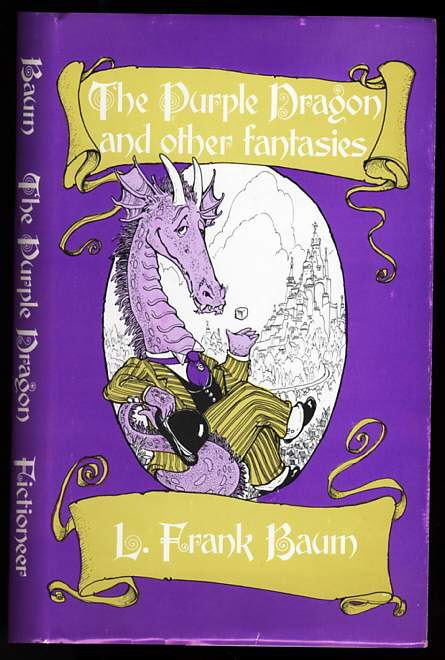 Image for THE PURPLE DRAGON AND OTHER FANTASIES