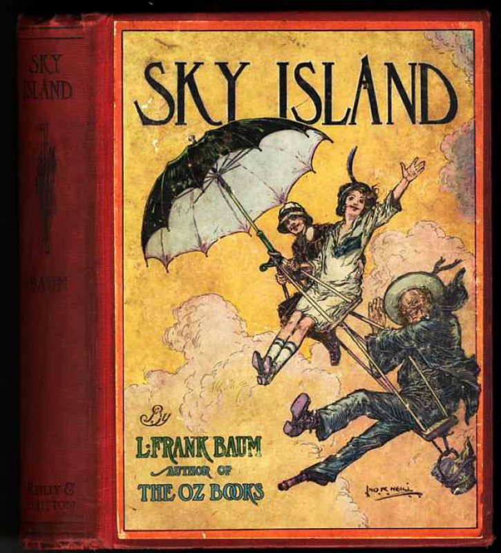 Image for SKY ISLAND