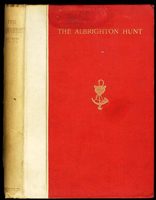 Image for A SHORT HISTORY OF THE ALBRIGHTON HUNT