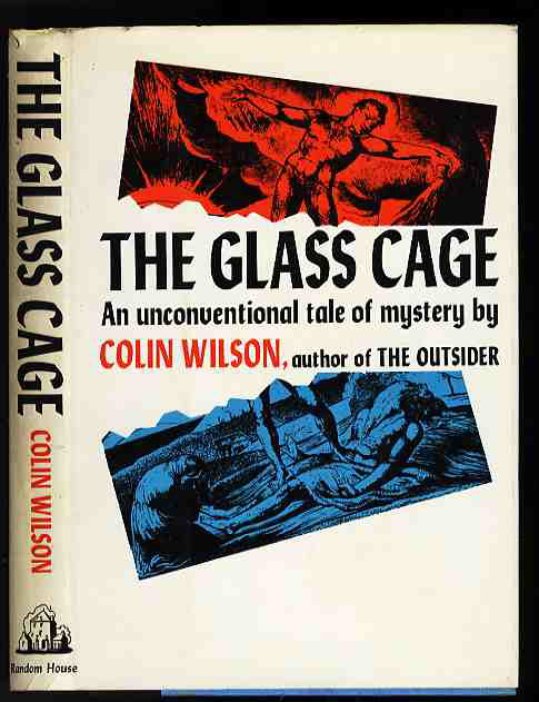 Image for THE GLASS CAGE AN UNCONVENTIONAL TALE OF MYSTERY