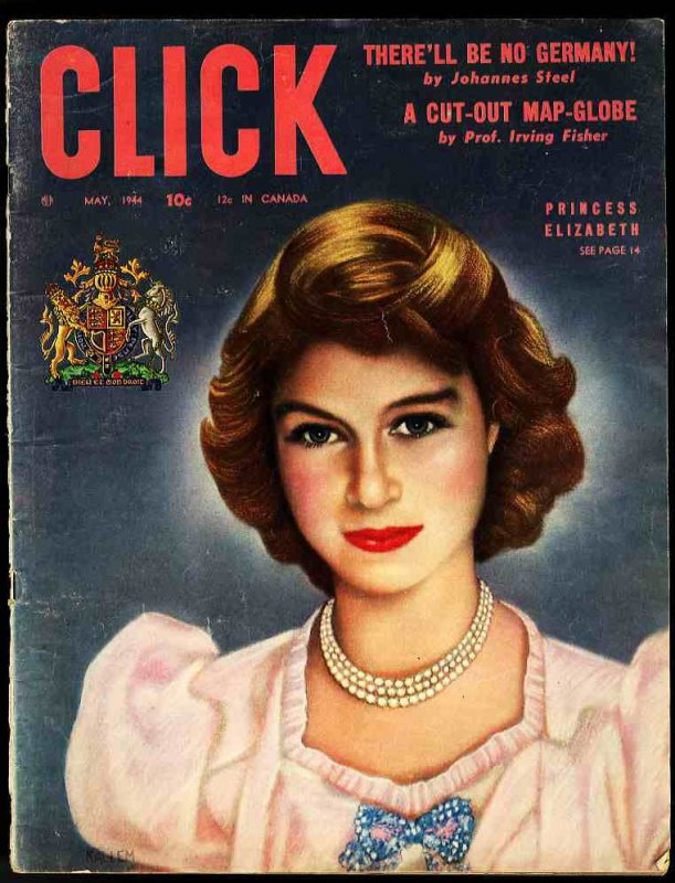 Image for CLICK MAGAZINE MAY 1944