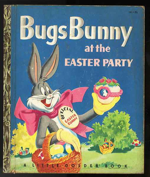 Image for BUGS BUNNY AT TEH EASTER PARTY
