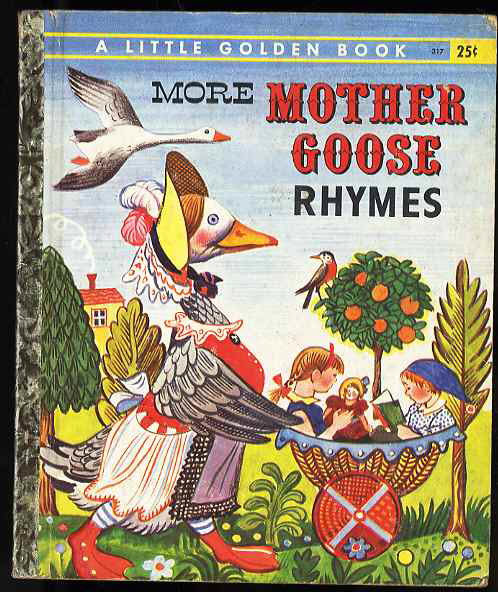 Image for MORE MOTHER GOOSE RHYMES: FIFTY-SEVEN FAVORITE RHYMES #317