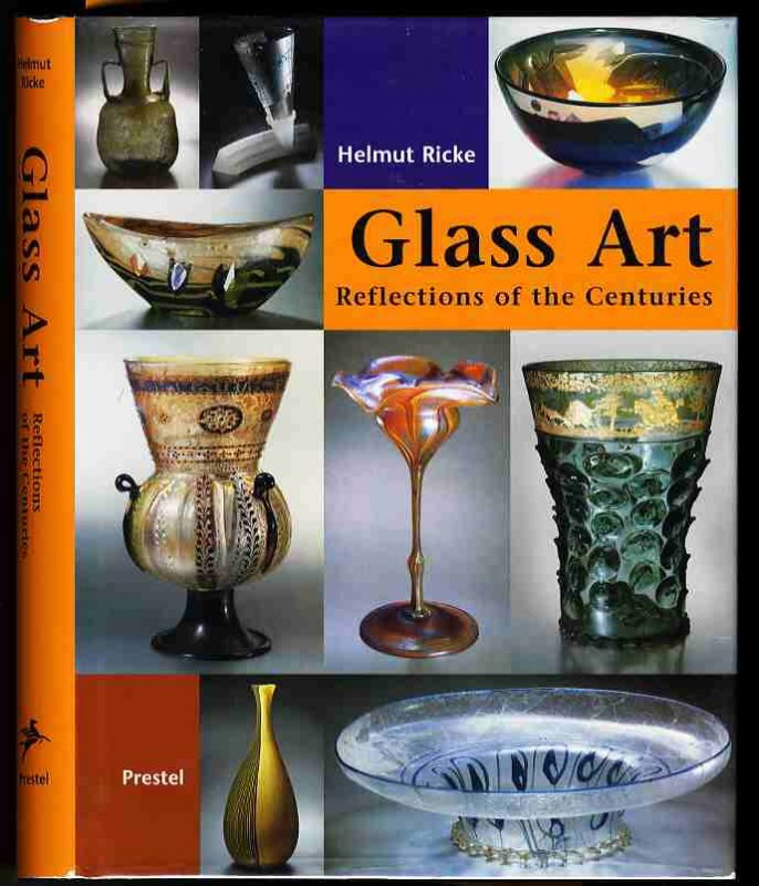 Image for PUBLISHER PHOTO GLASS ART: REFLECTIONS OF THE CENTURIES