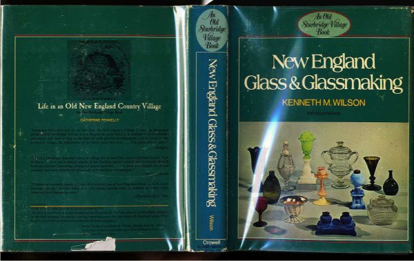 Image for NEW ENGLAND GLASS & GLASSMAKING