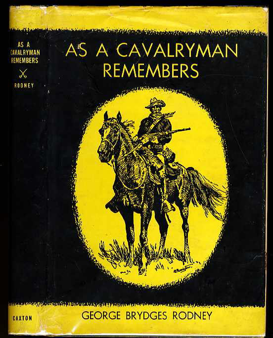 Image for AS A CAVALRYMAN REMEMBERS