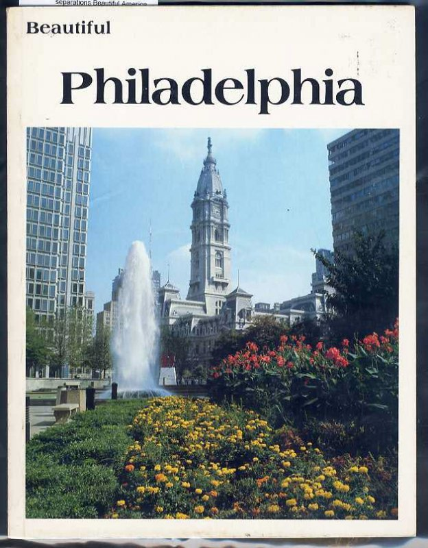 Image for BEAUTIFUL PHILADELPHIA