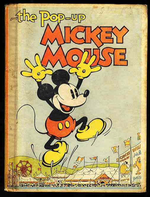 Image for THE POP-UP MICKEY MOUSE