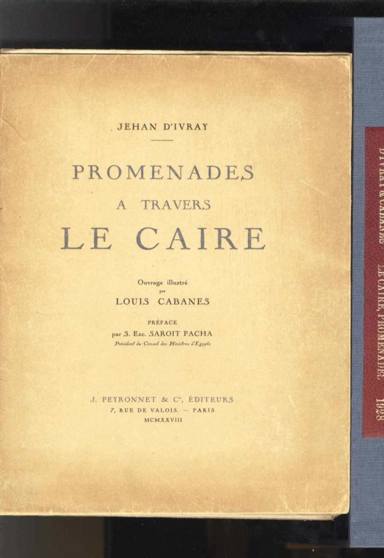 Image for PROMENADES A TRAVERS LE CAIRE [LBC]