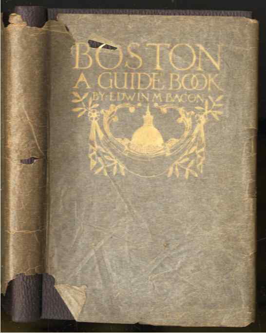 Image for BOSTON: A GUIDE BOOK.