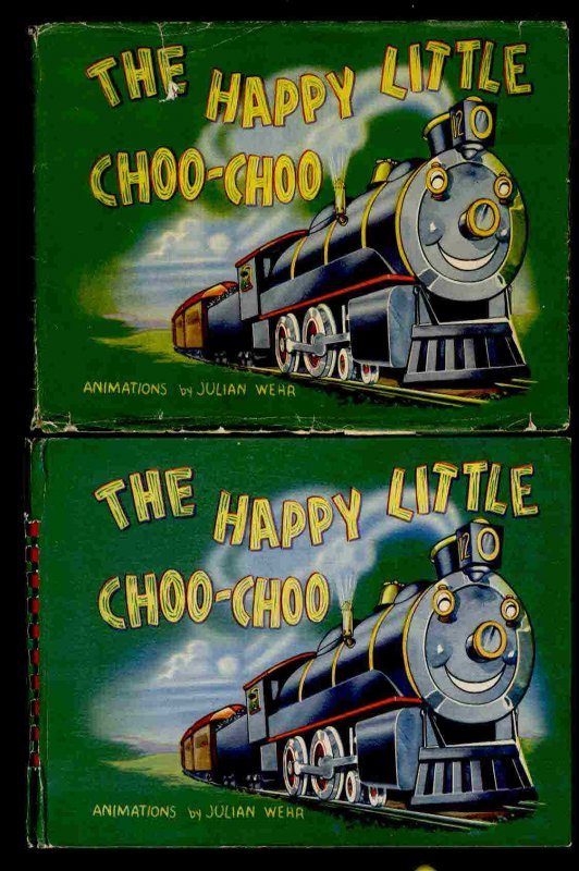 Image for THE HAPPY LITTLE CHOO-CHOO  (G)