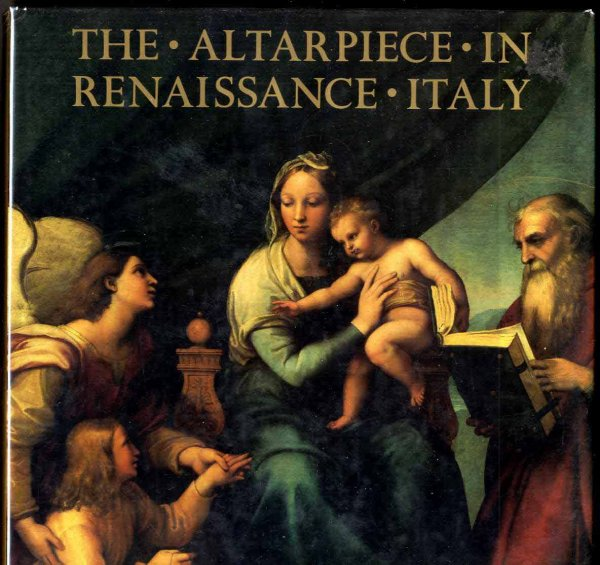 Image for ALTARPIECE IN RENAISSANCE ITALY [Lbc]