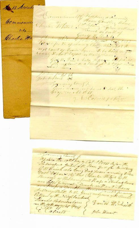 Image for EARLY COURT RECORDS FROM THE COMMONWEALTH OF PENNSYLVANIA FOR SELLING LIQUOR AND GAMBLING FOR MONEY