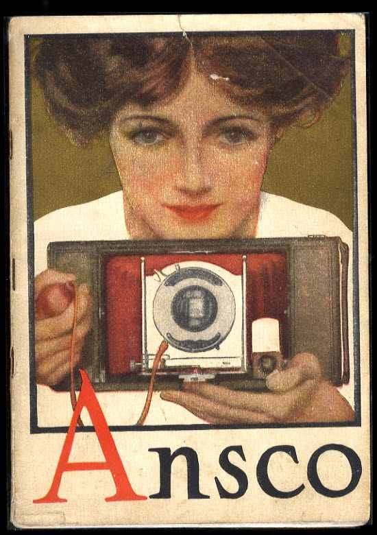 Image for ANSCO THE SETTLED FACT IN CAMERAS AND PHOTO SUPPLIES 1911