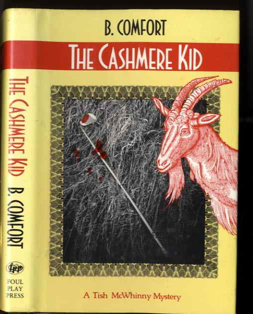 Image for CASHMERE KID MYSTERY [SIGNED] Signed by Author. 1st Edition