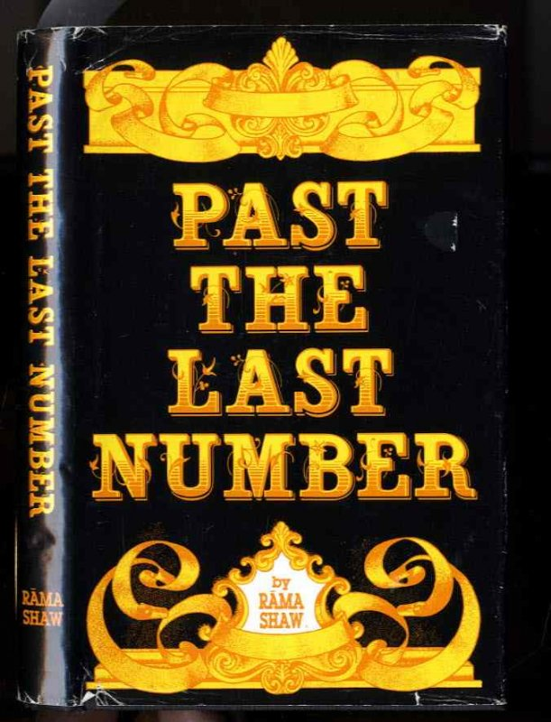 Image for PAST THE LAST NUMBER (SIGNED 1ST)