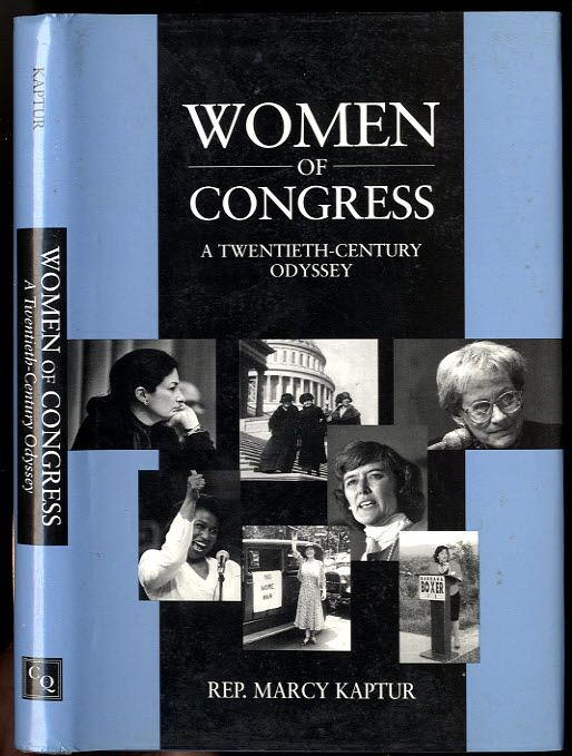 Image for Women of Congress  A Twentieth Century Odyssey