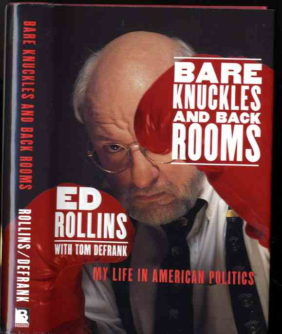 Image for BARE KNUCKLES AND BACK ROOMS [SIGNED]