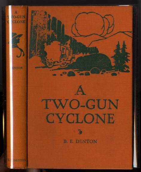Image for A TWO-GUN CYCLONE