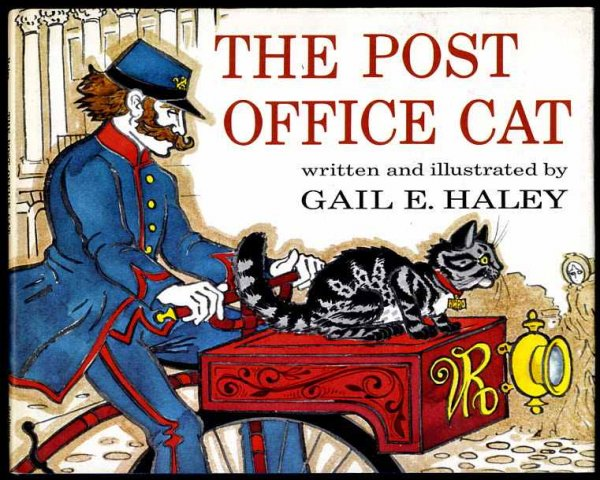Image for THE POST OFFICE CAT. [G][LBC]