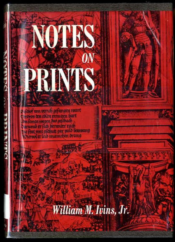 Image for NOTES ON PRINTS