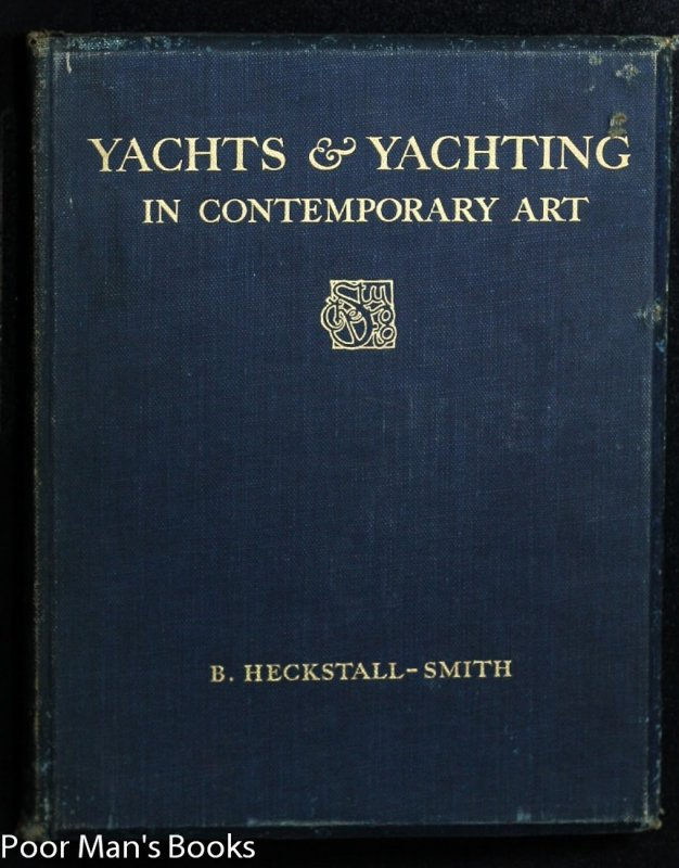 Image for YACHTS & YACHTING IN COMTEMPORARY ART.
