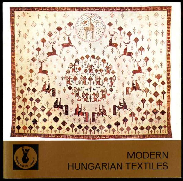 Image for MODERN HUNGARIAN TEXTILES