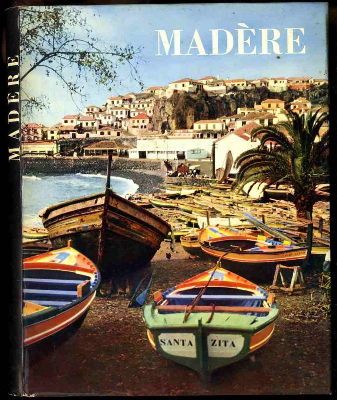 Image for MADERE: TEXTE ET PHOTOGRAPHIES DE VARVARA