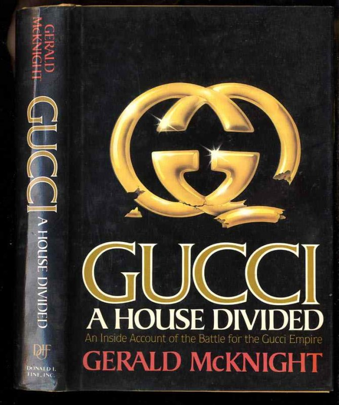 Image for GUCCI; A HOUSE DIVIDED