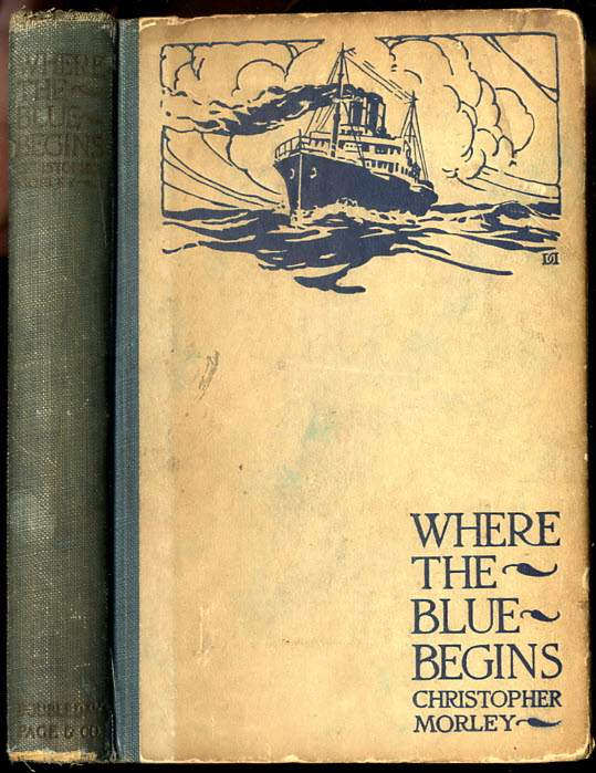 Image for Where The Blue Begins