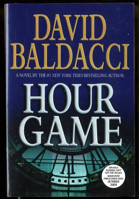 Image for HOUR GAME [SIGNED]