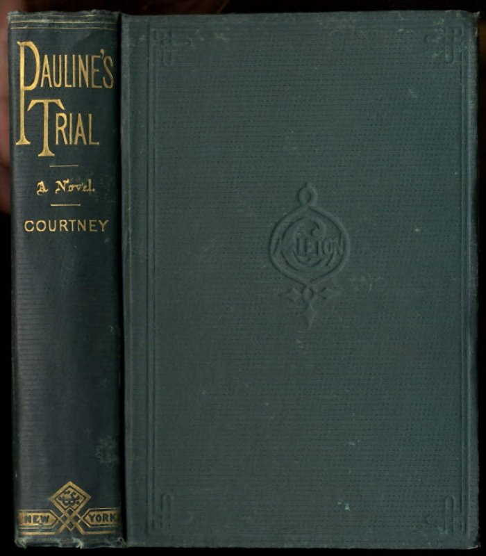 Image for PAULINE'S TRIAL: A NOVEL