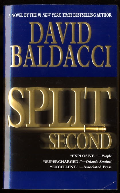 Image for SPLIT SECOND [SIGNED]