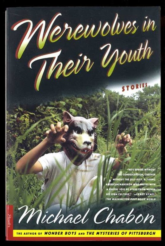 Image for WEREWOLVES IN THEIR YOUTH [SIGNED]  Stories
