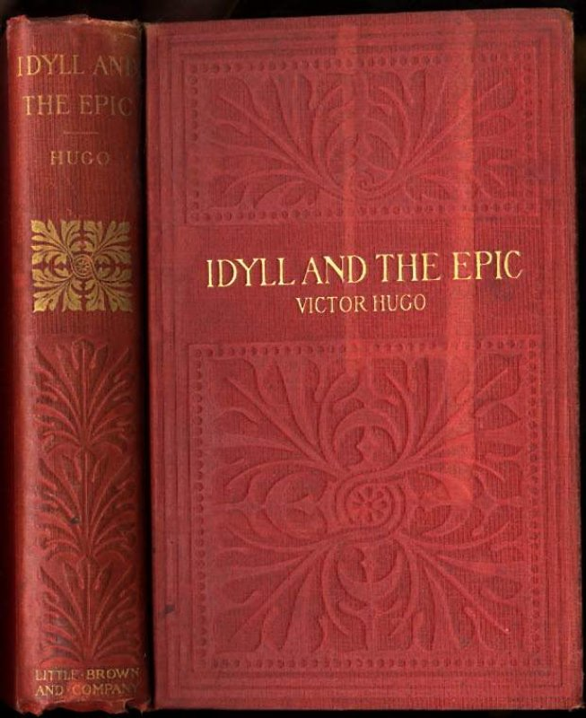 Image for THE IDYLL AND THE EPIC